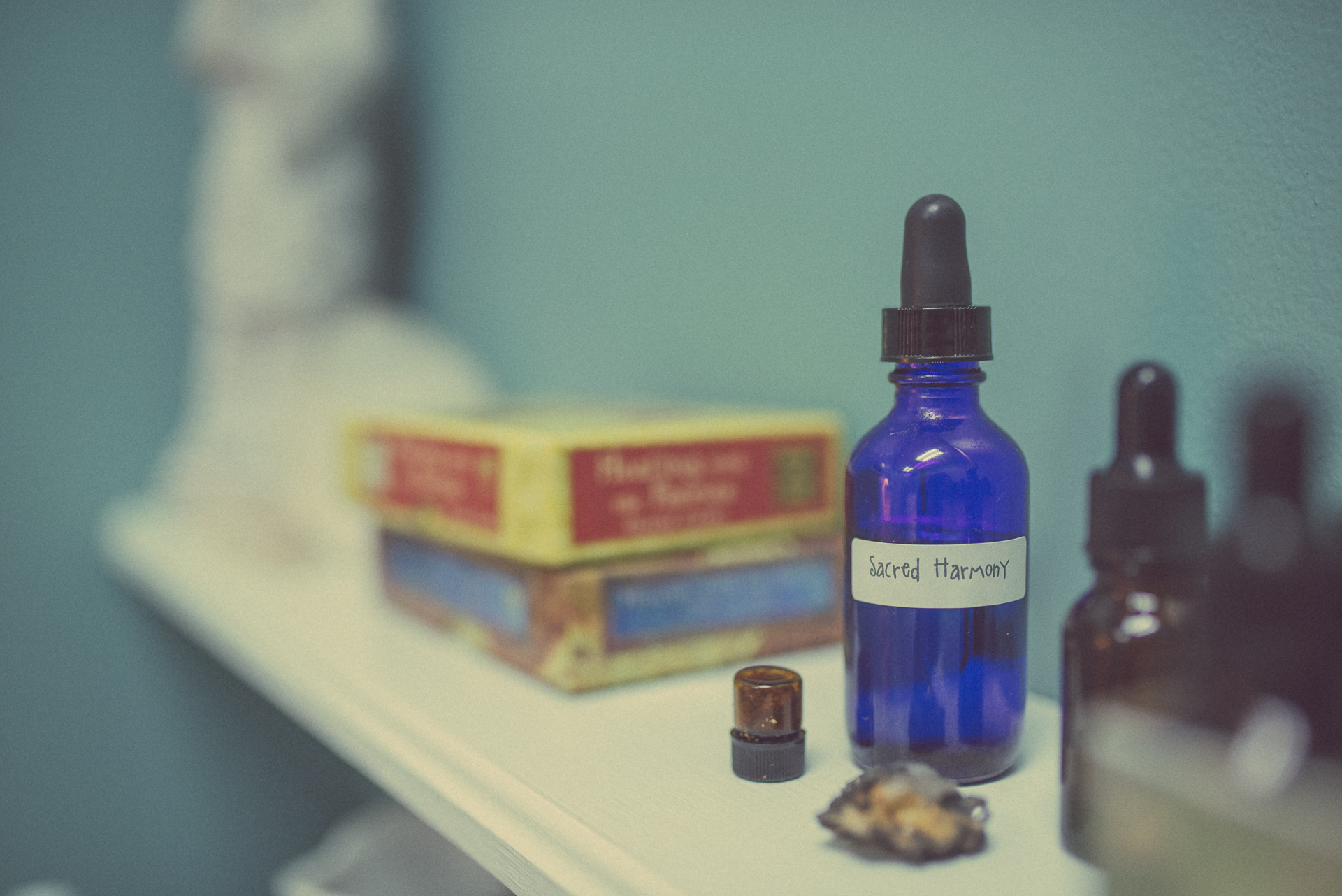 Essential Oils and Angel Cards
