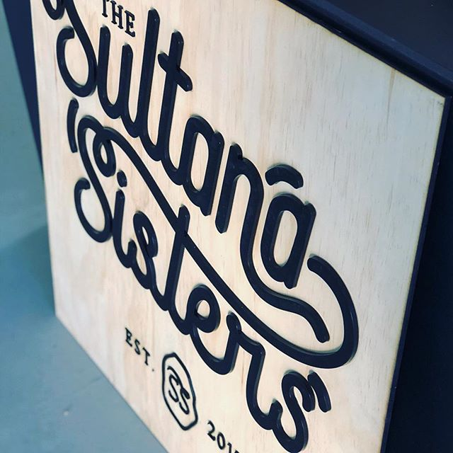 HELLO You Sultana Loving Humans!  We've been a little #MIA recently but stay tuned over the next few weeks, as we have some exciting news to share 🙌  #thesultanasisters #sultanasisters #sultana #signage #officesign #youthinag #womeninag #mildura #mallee #business