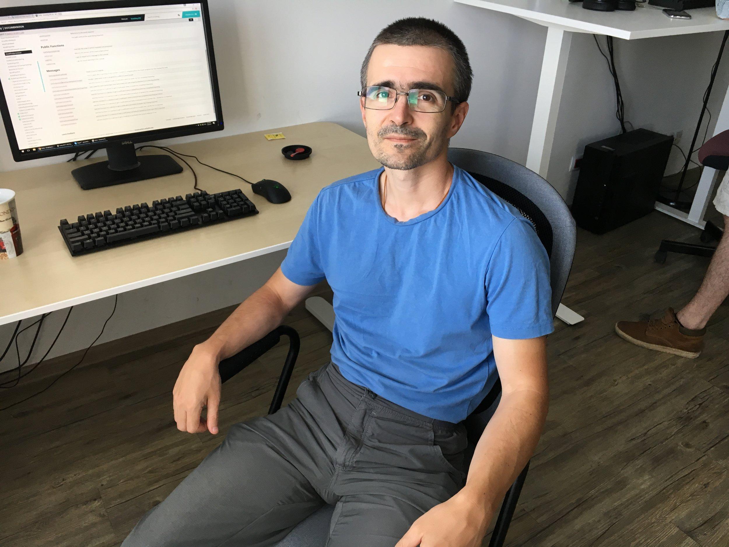 Alex - Programmer