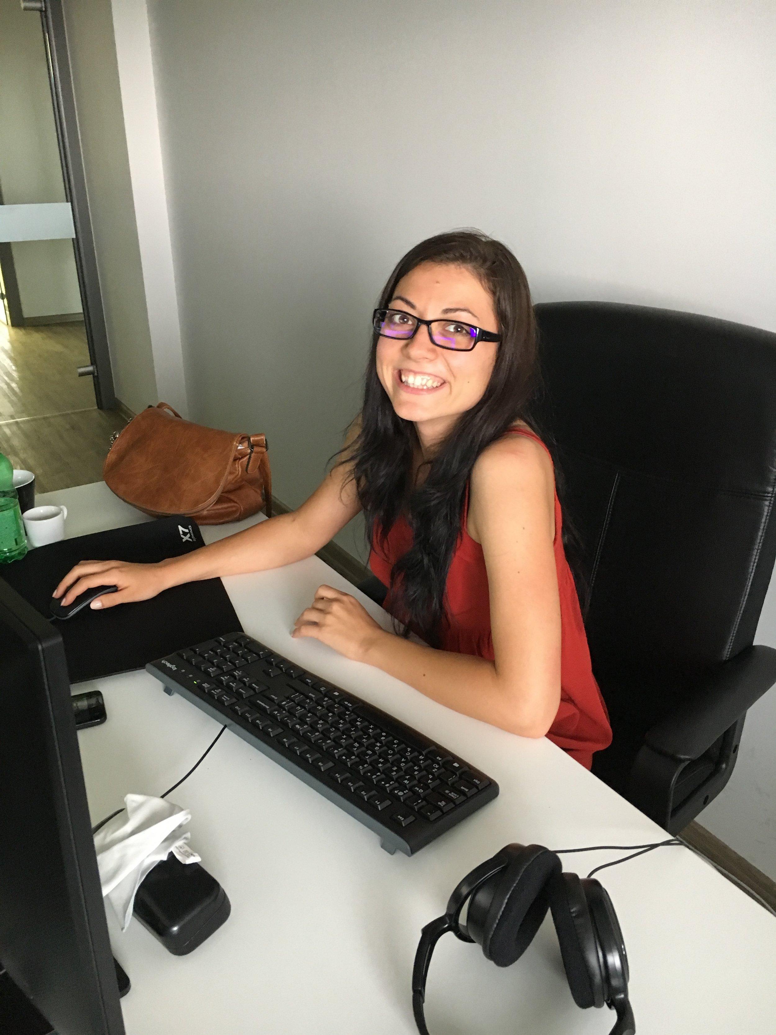 Elena N. - 3D Animator