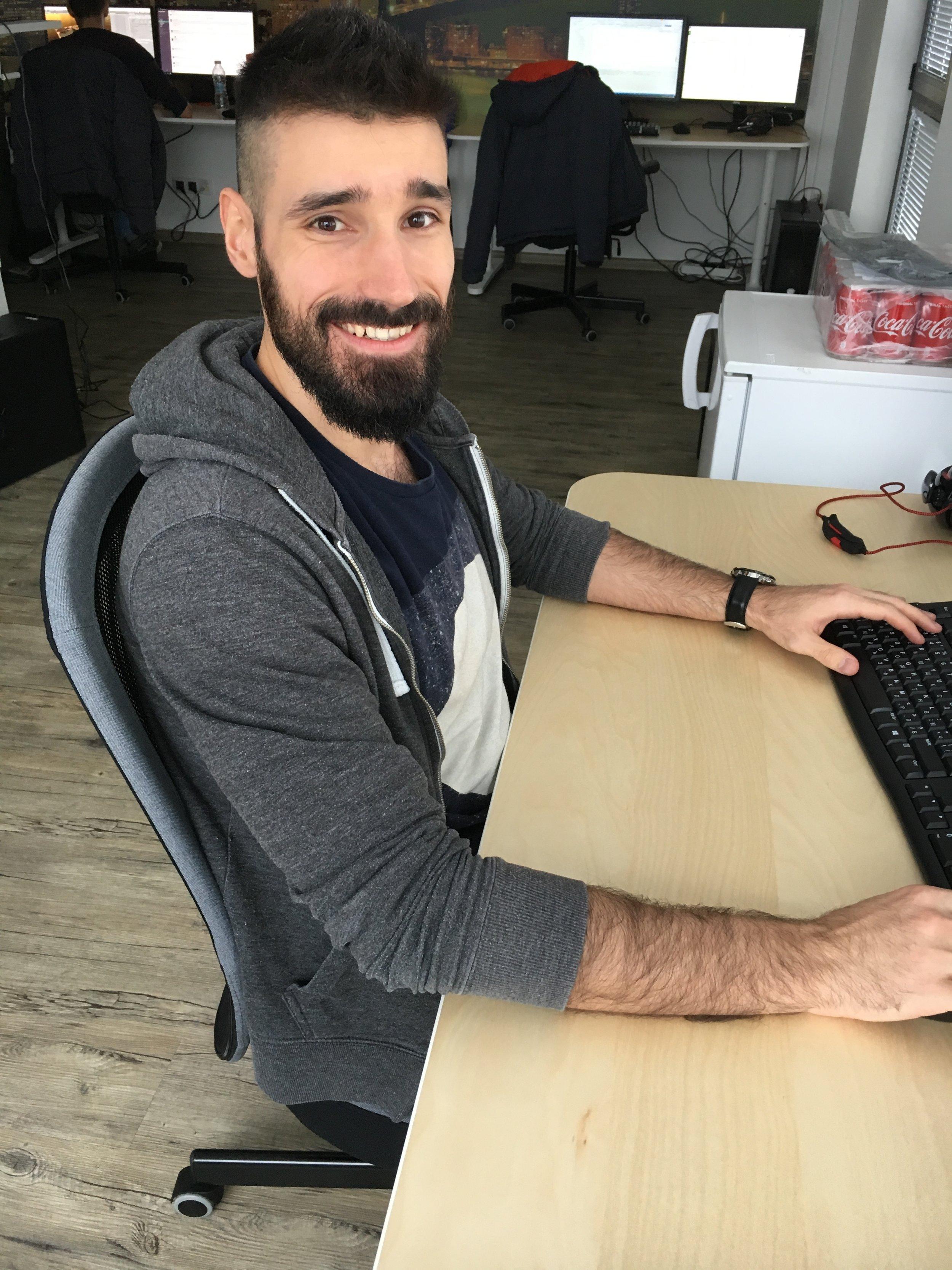 Denis - Programmer