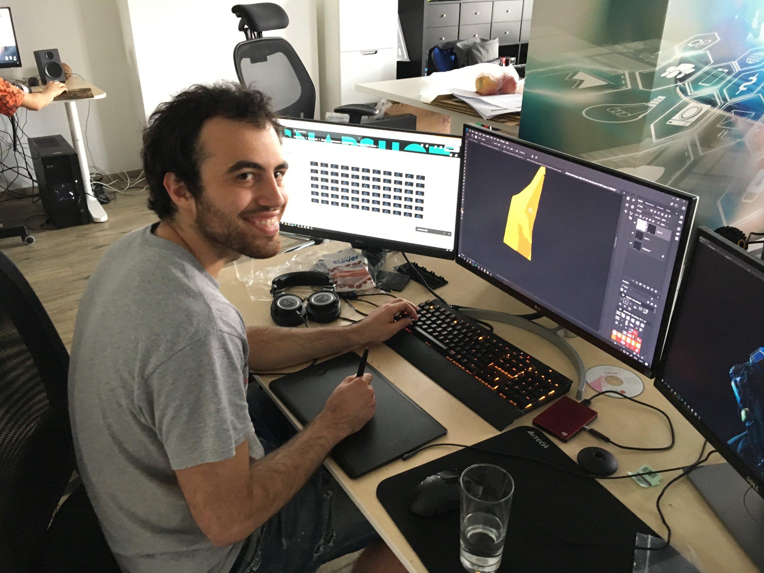 Dante - Marketing Artist