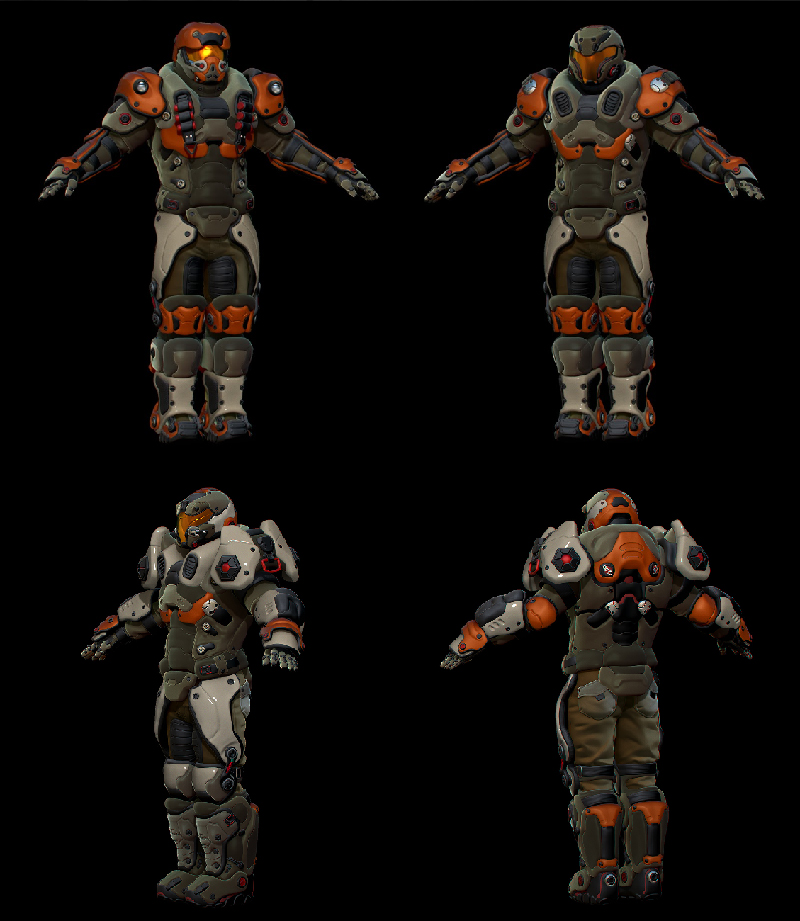 The Phoenix Project Heavy class