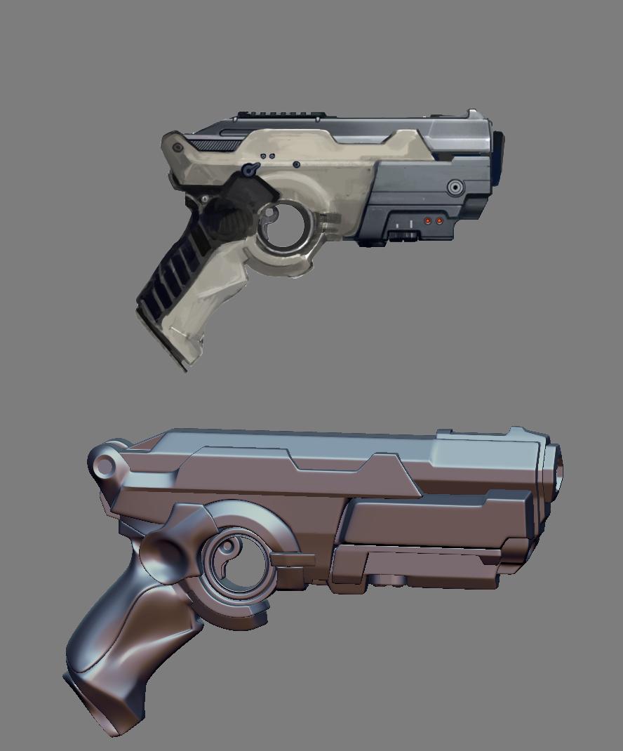 The Phoenix Project Pistol