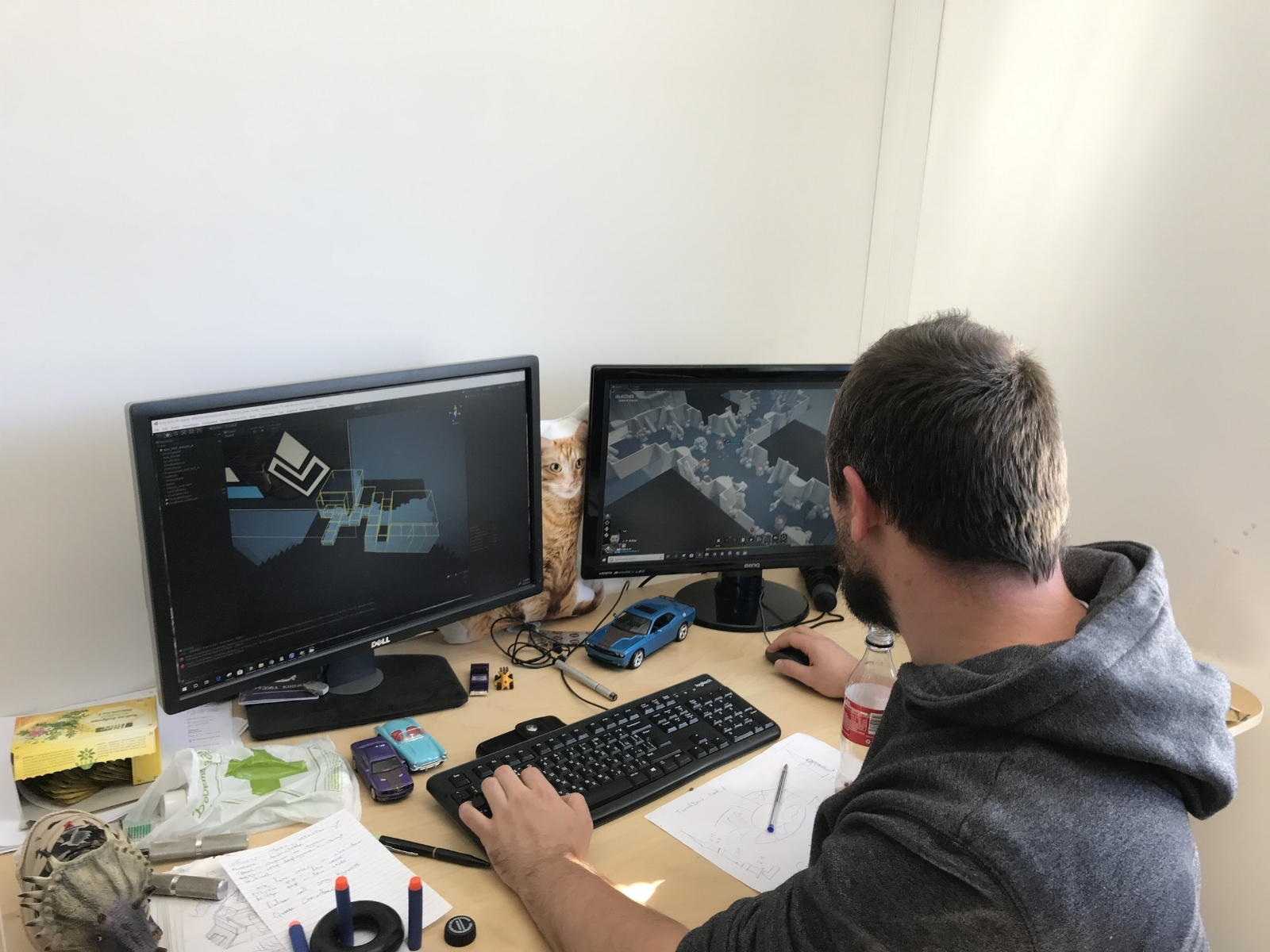 Alex T. (Level Designer)