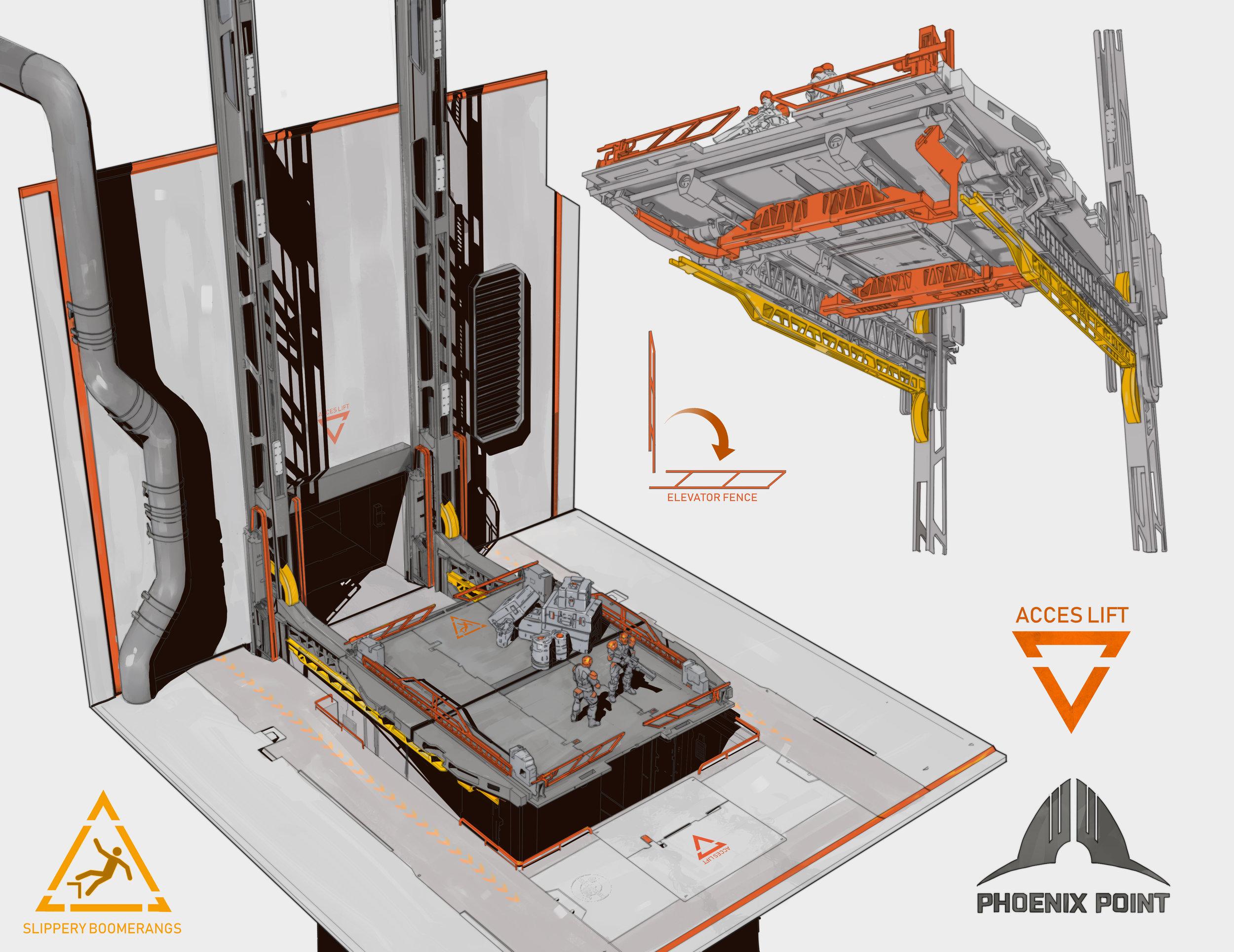 The elevator concept