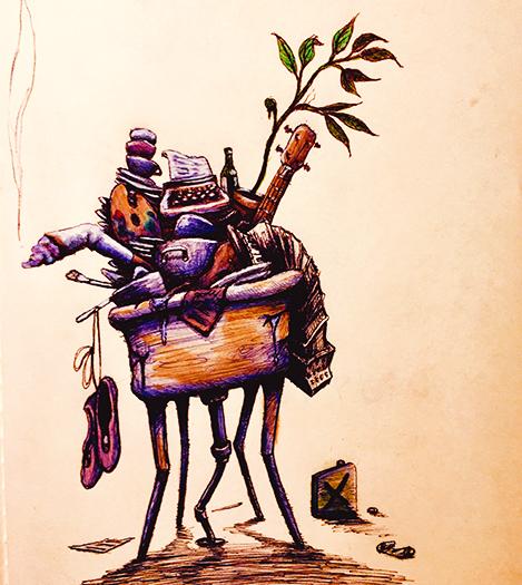 Illustration by Dylan Cooper