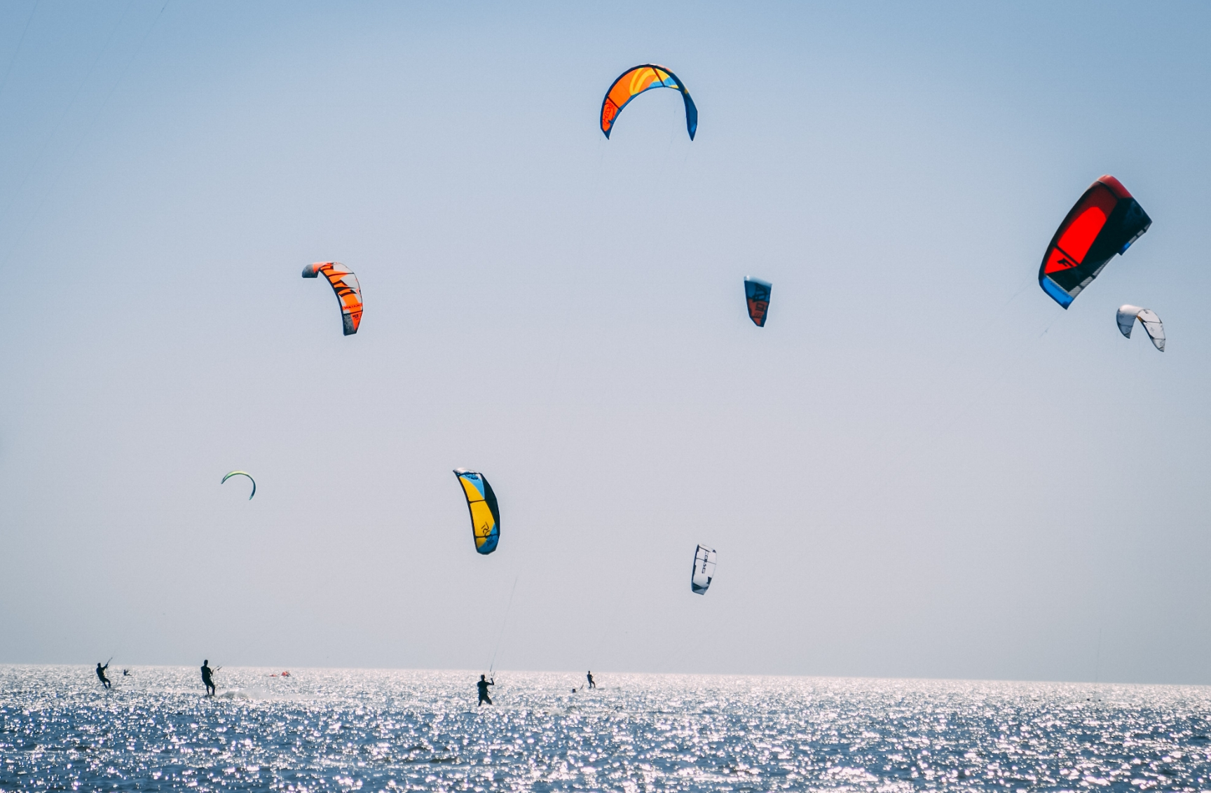 St. Peter Ording during Kitesurf World Cup 2015