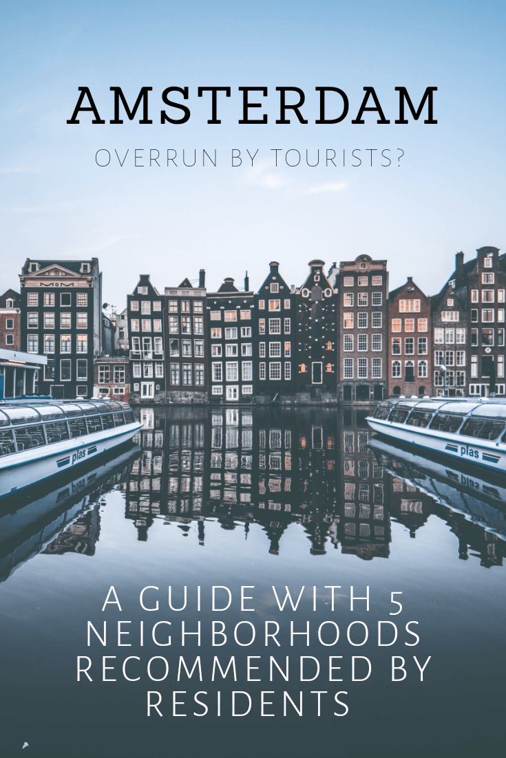A guide with 5 neighbourhoods recommended by residents