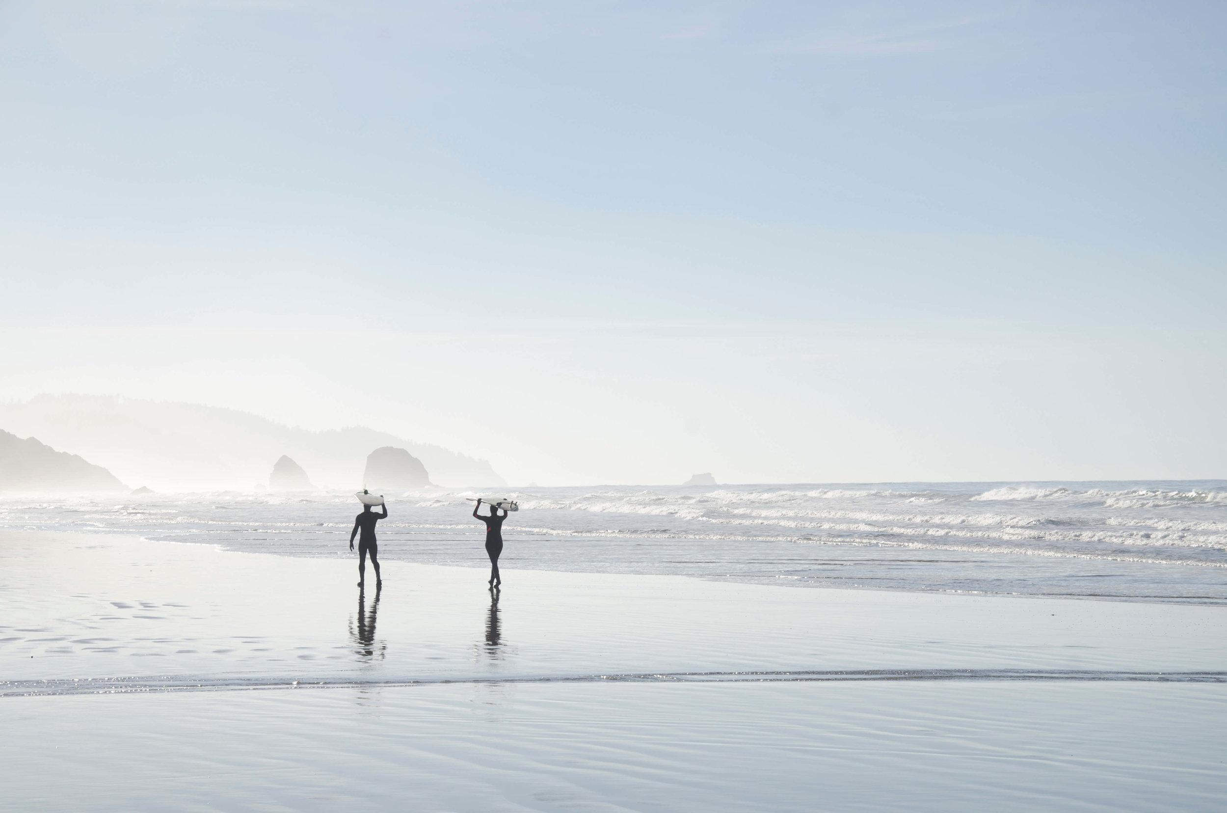 Fiji - surfing Mana Island