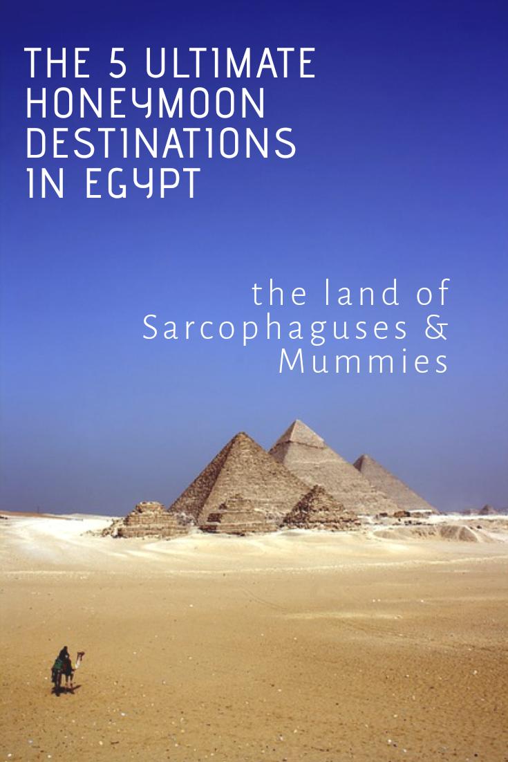 top 5 honeymoon destinations in egypt