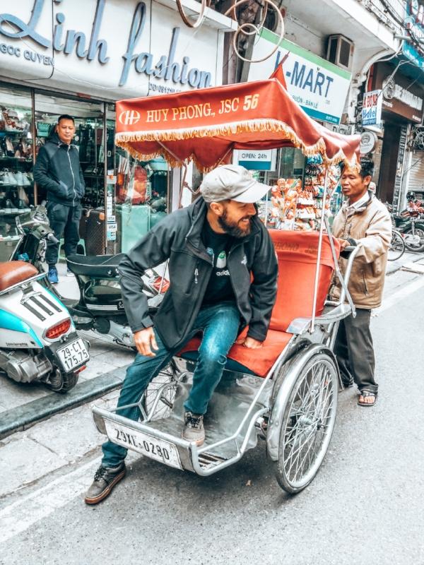 local transport in Vietnam