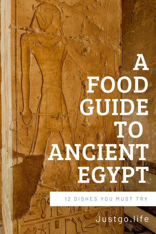 Foodie Guide To Egypt 12 Traditional Egyptian Foods You Need To Try Just Go Life