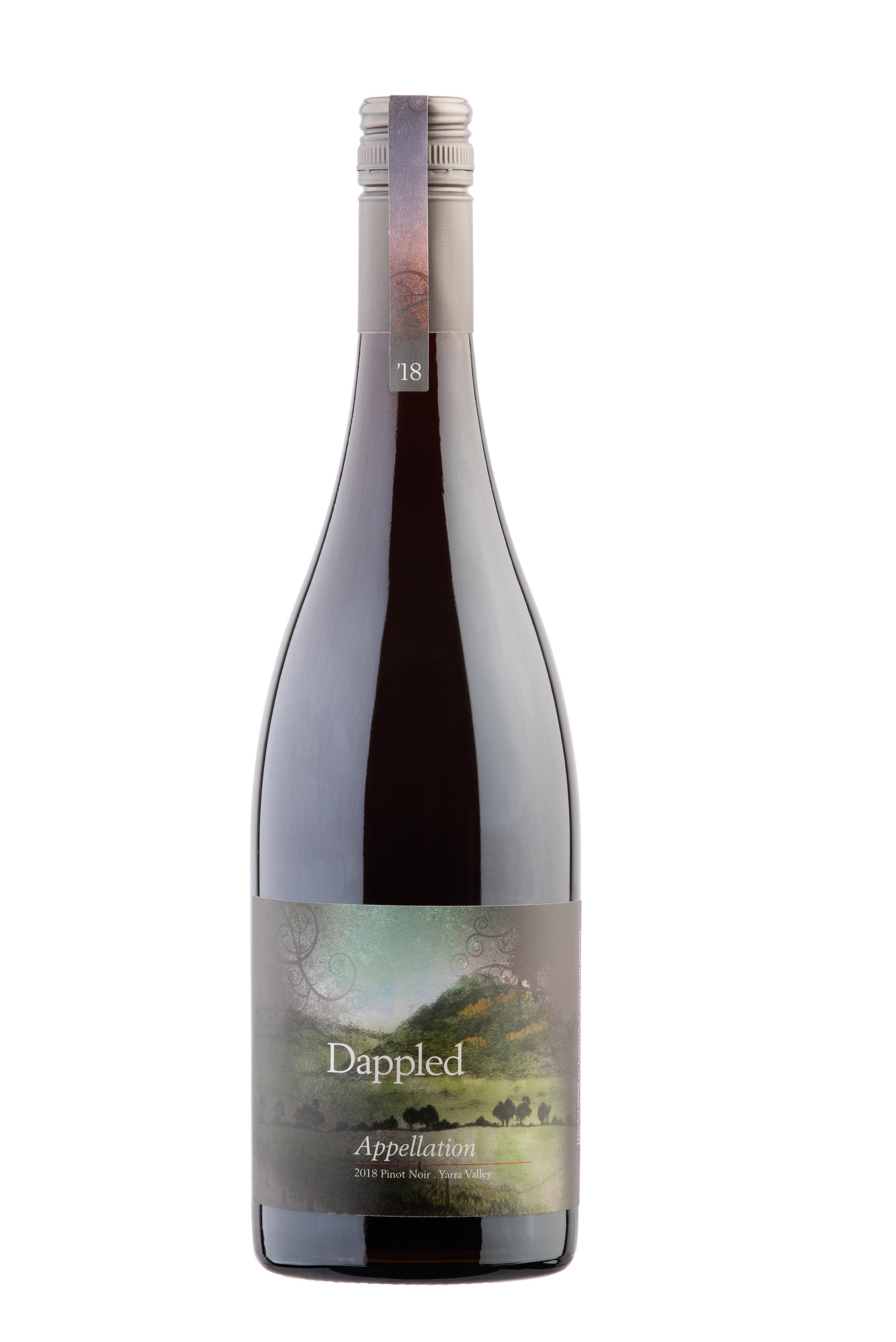 2018 Appellation Yarra Valle Pinot Noir