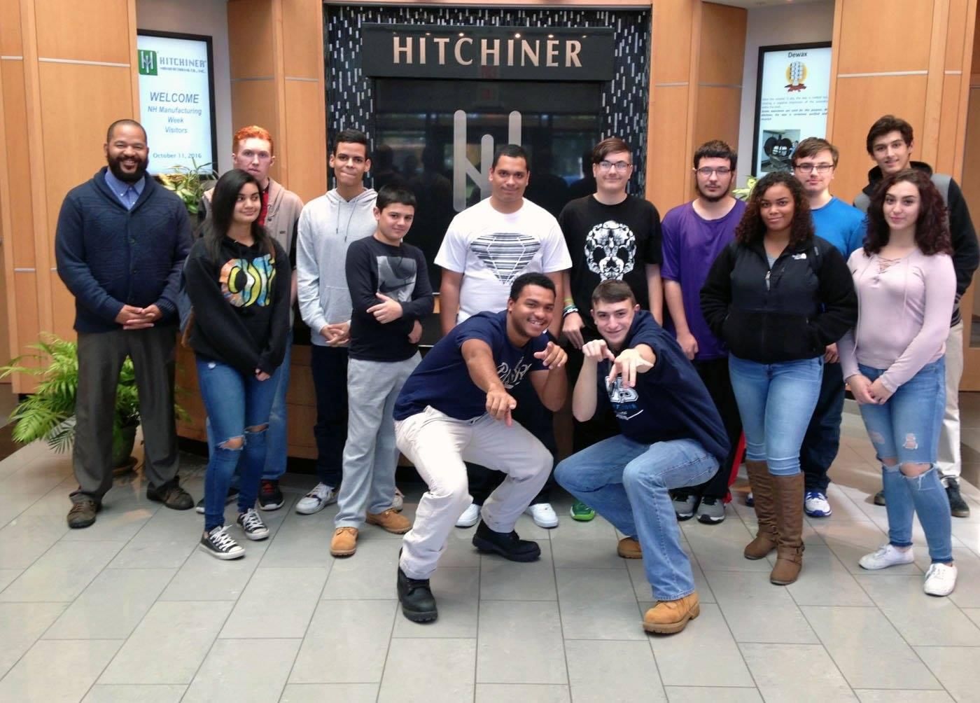 Hitchiner Manufacturing Internships