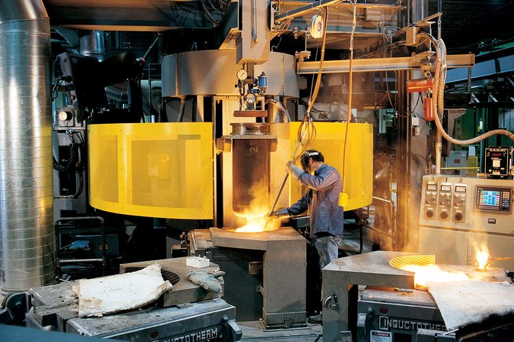 Learn about investment casting