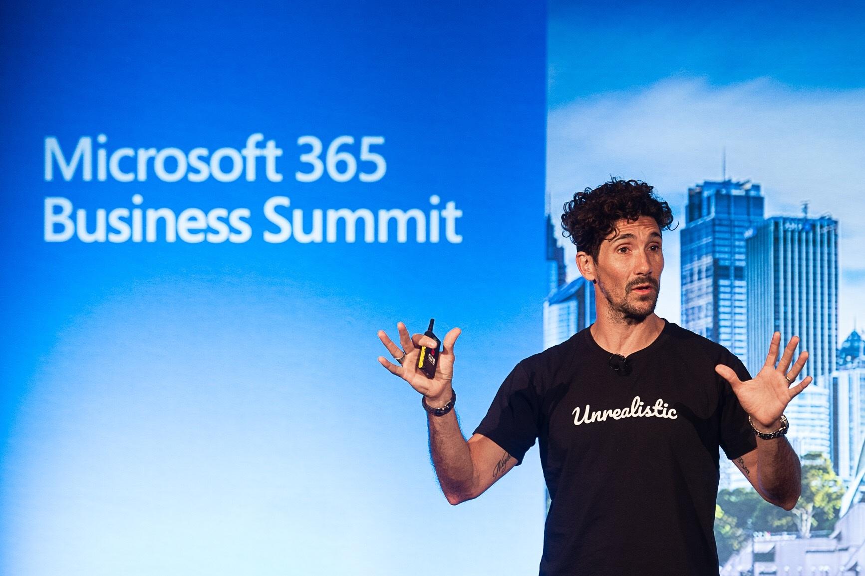 Microsoft Business Summit  - Sydney Australia