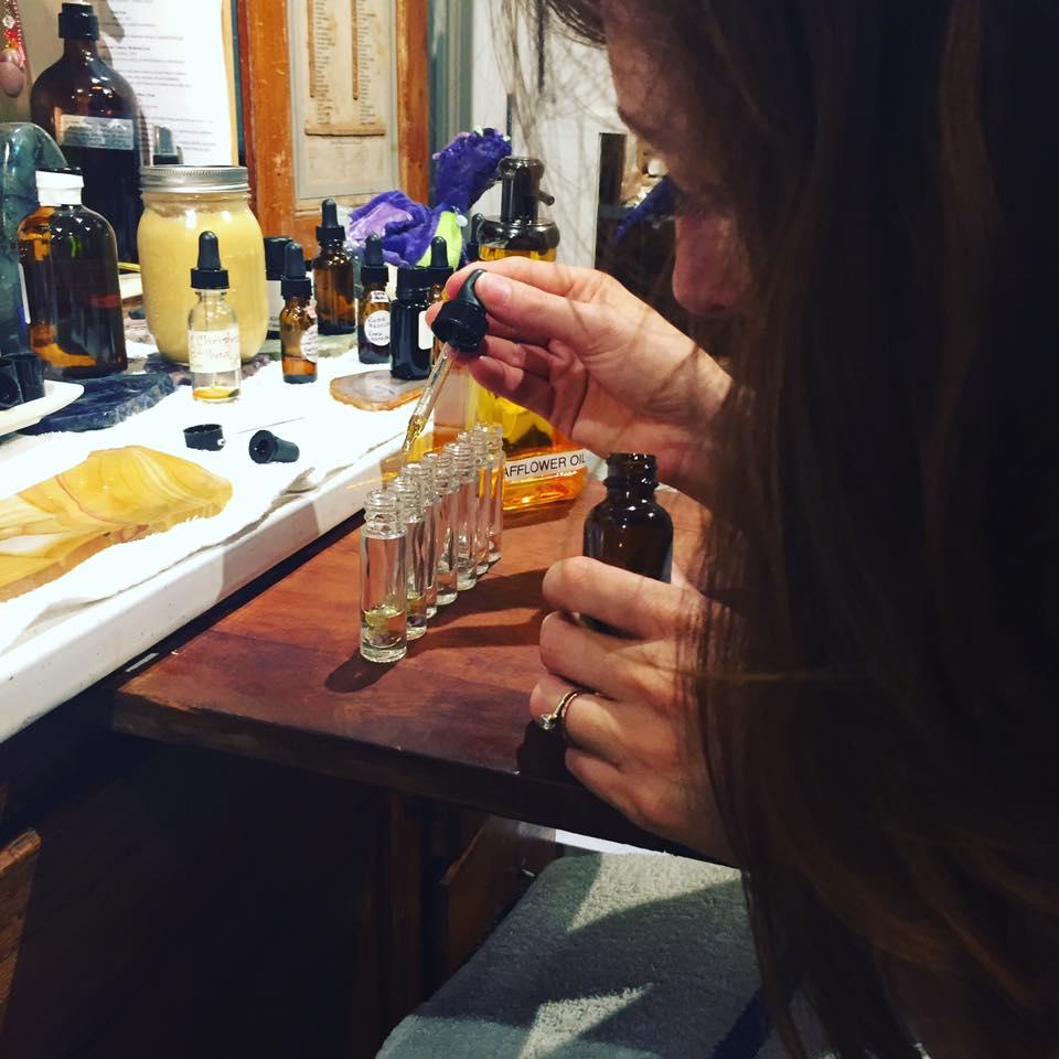 potion making at anam cara.jpg