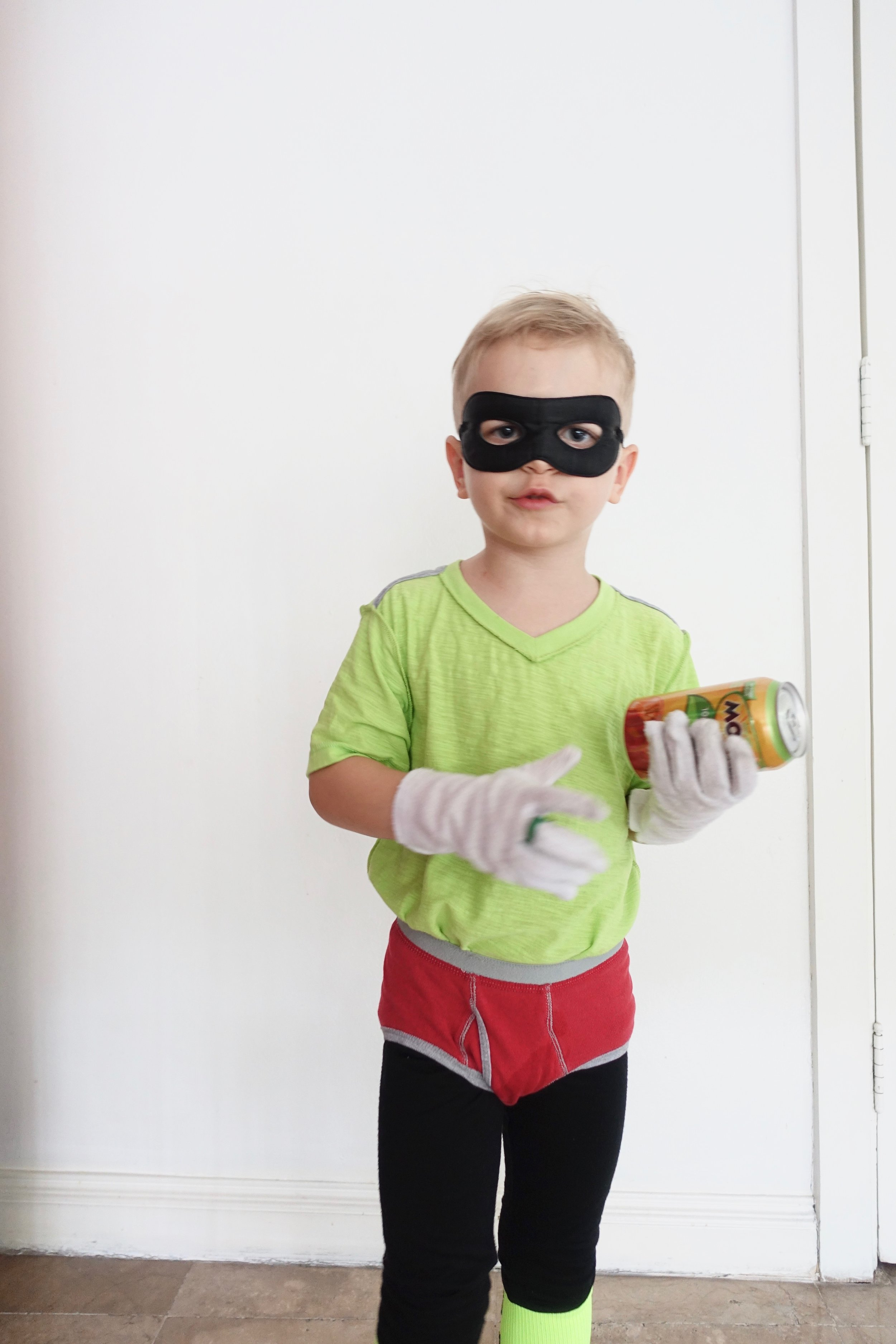 My Super Hero - Super heroes need fuel too! Mom Hack: dilute Mott's Apple Juice with water 1:1 equal parts, your kids will never know!
