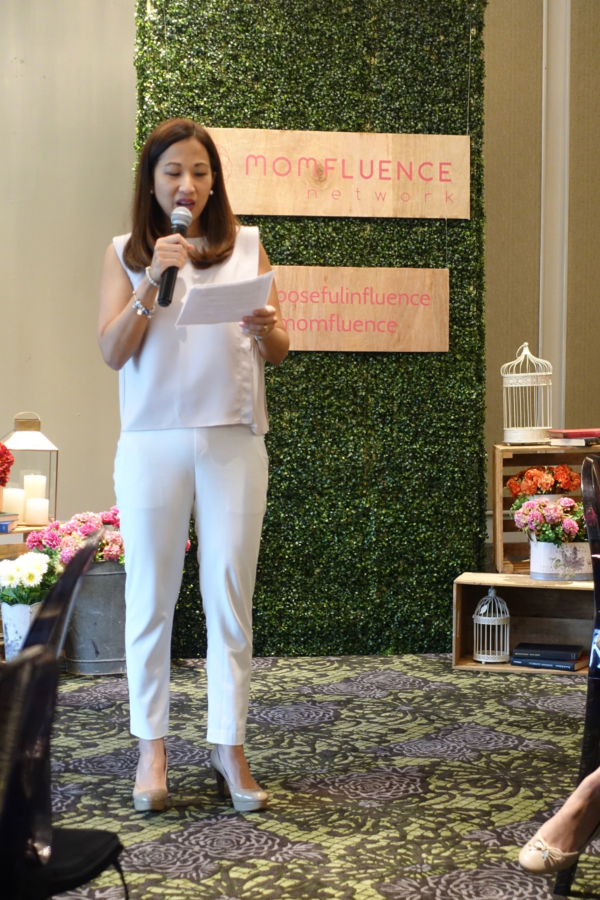 MOMMY MUNDO - OUR FEARLESS LEADER AND DOER OF GOOD, JANICE VILLANUEVA