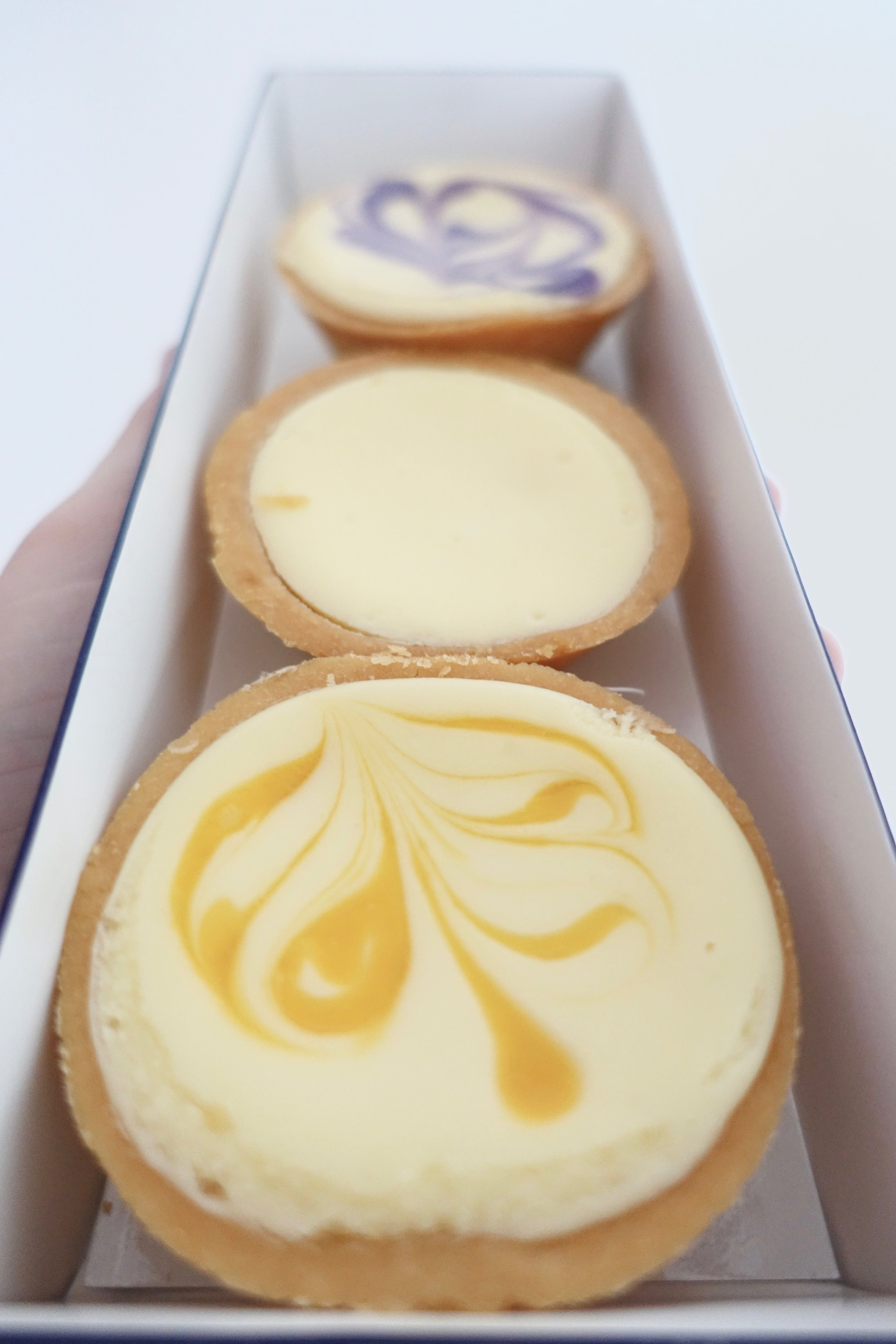 Paper Moon - The creamiest tarts hailing from Korea. Local entrepreneur bringing international brands locally.