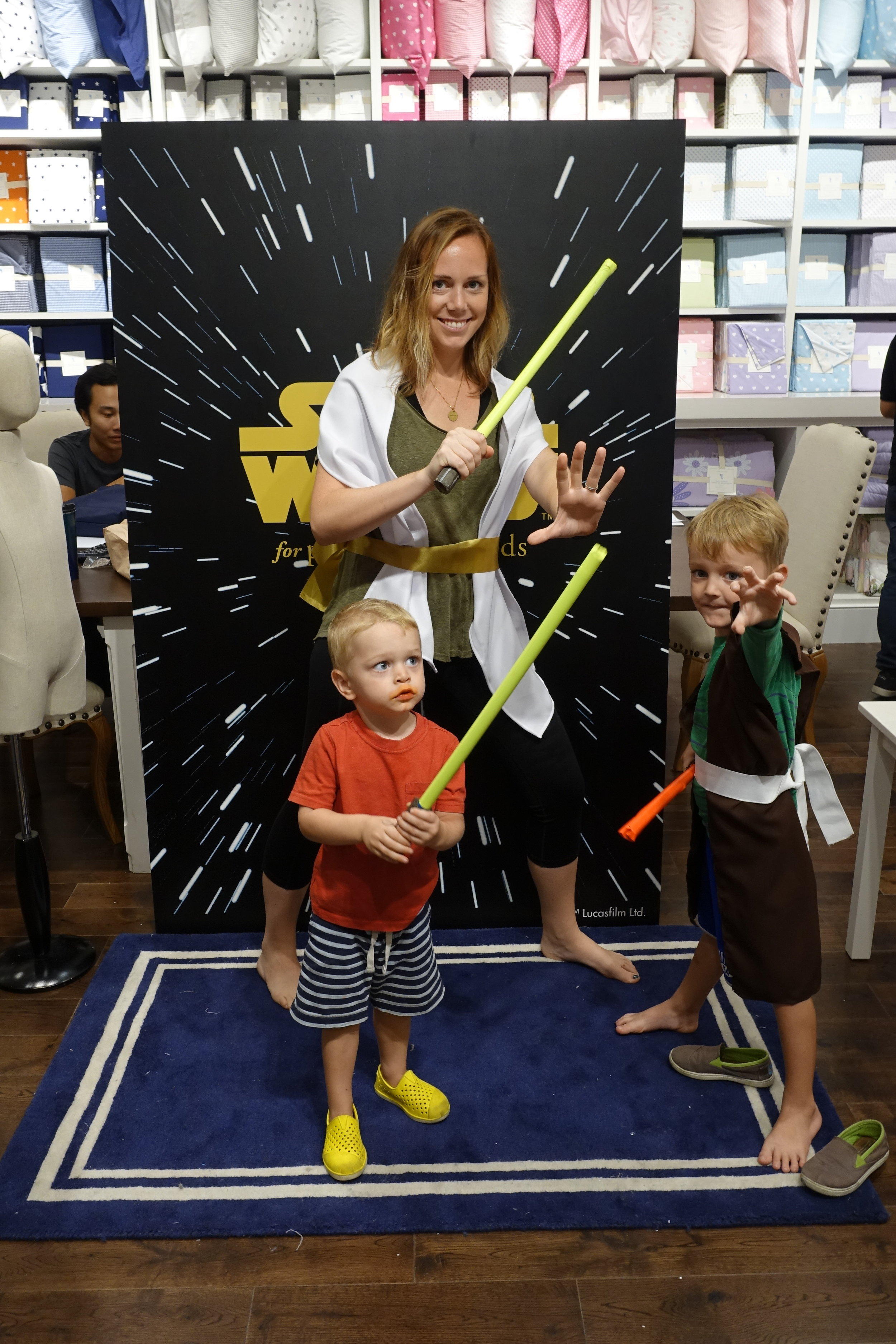 Everything happens in malls, like Starwars events.JPG