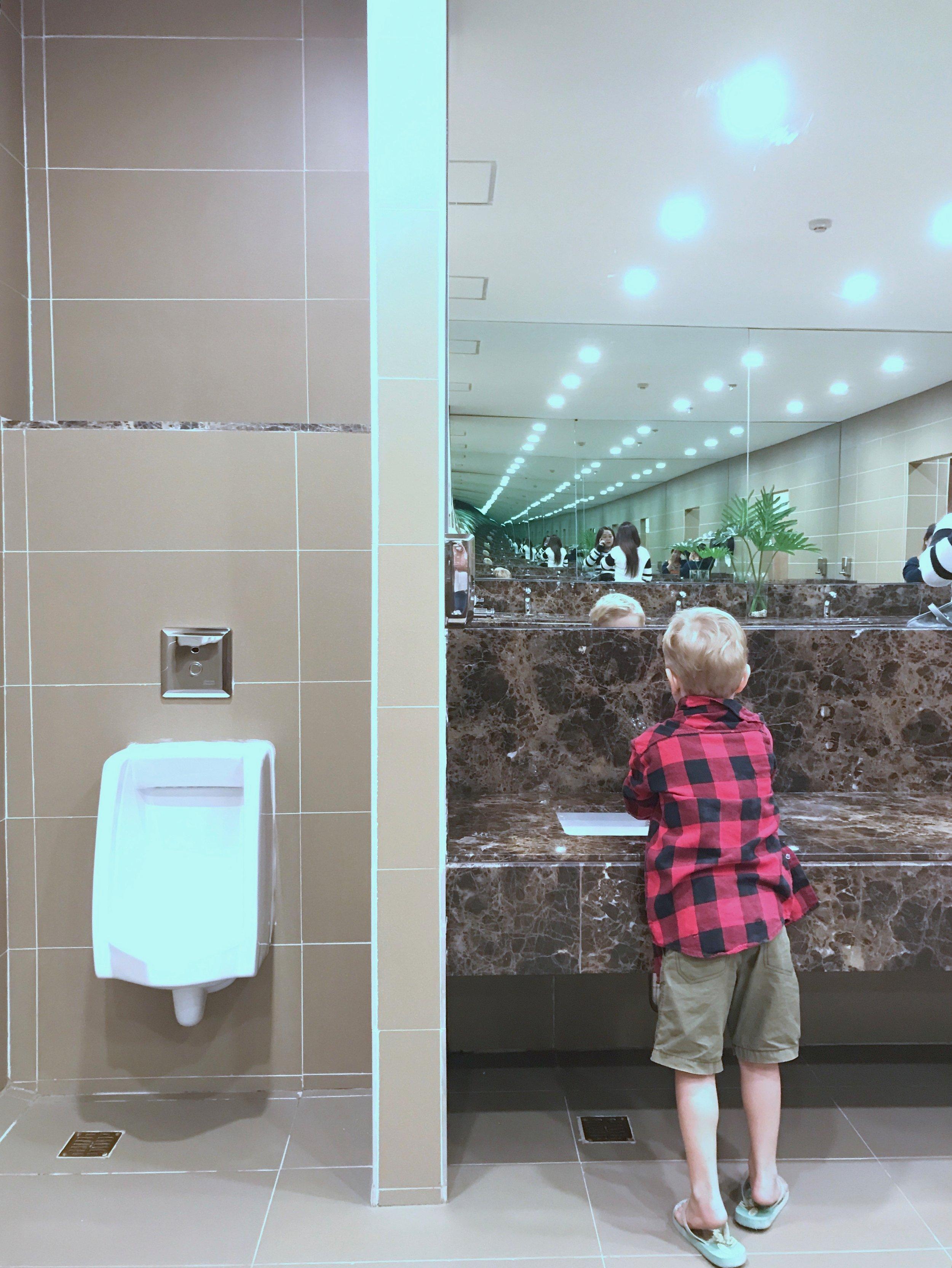 little urinal