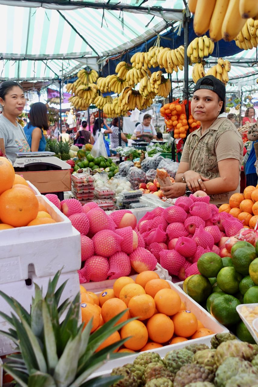 Fresh Fruits Produce and Meat -