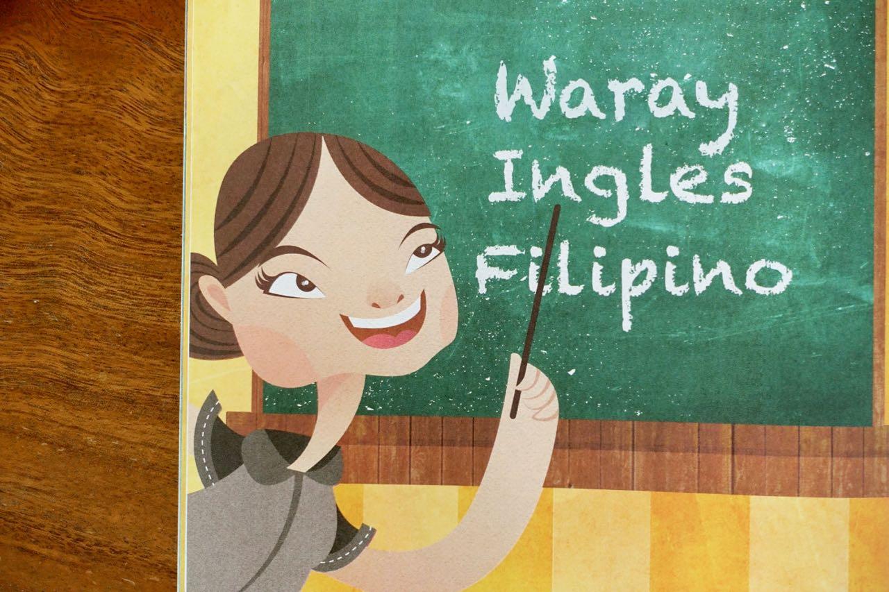 waray filipino ingles