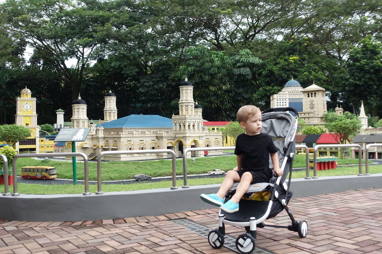 Travel Stroller - LOOPING SQUIZZ