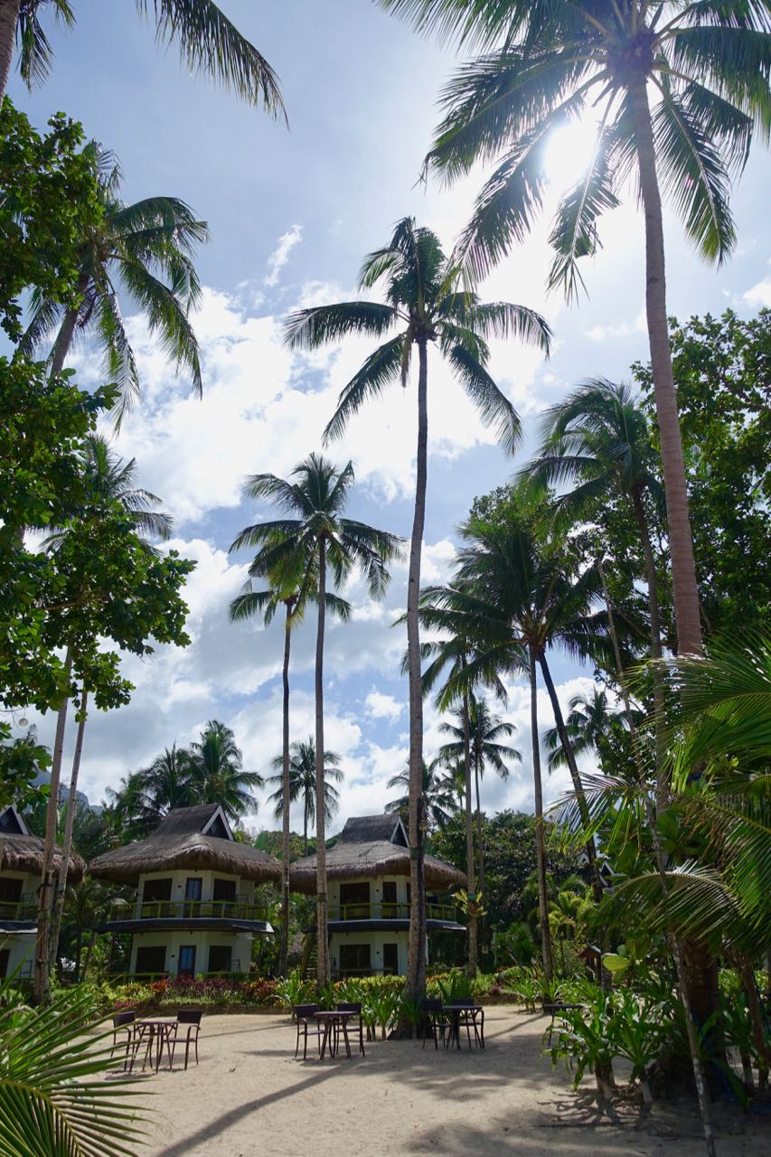 Ah, back to heaven at Daluyon Beach and Mountain Resort. - read post here