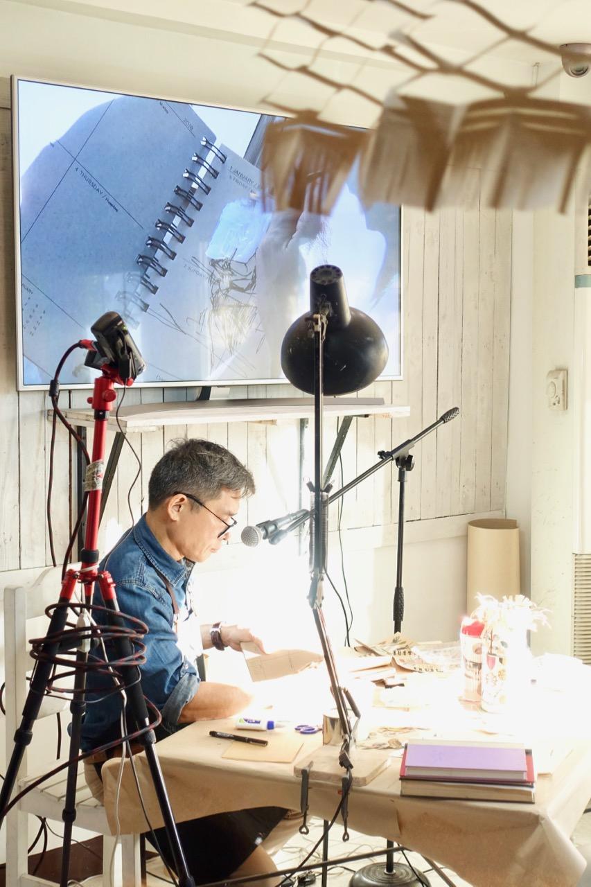 The Artist - Robert Alejandro