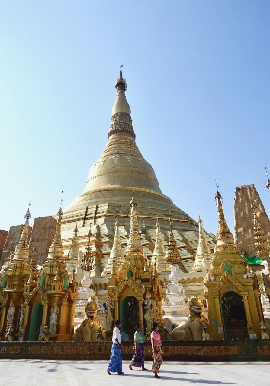 - Shwedagon Pagoda is the most sacred Buddhist pagoda in Myanmar, as it is believed to contain relics of the four previous Buddhas of the present kalpa.