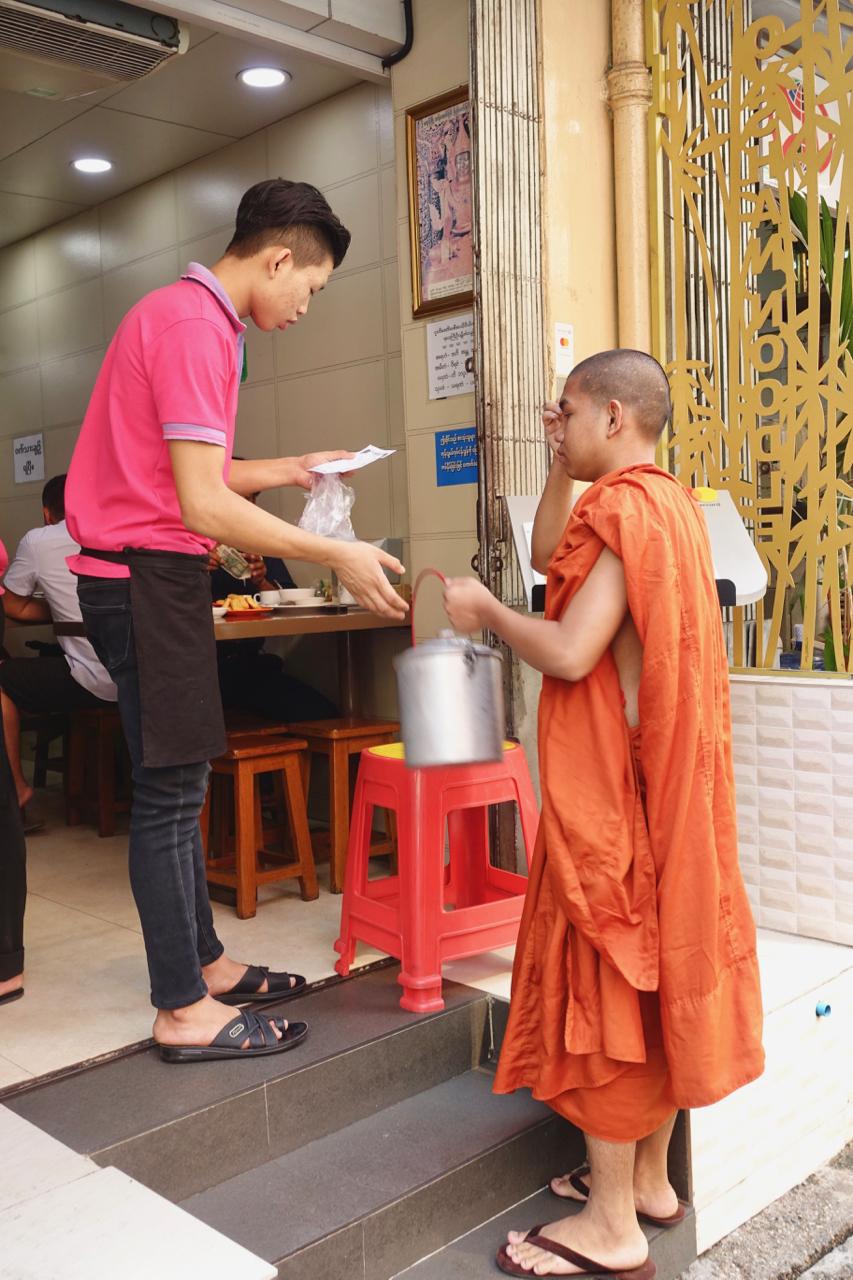 monk at 999