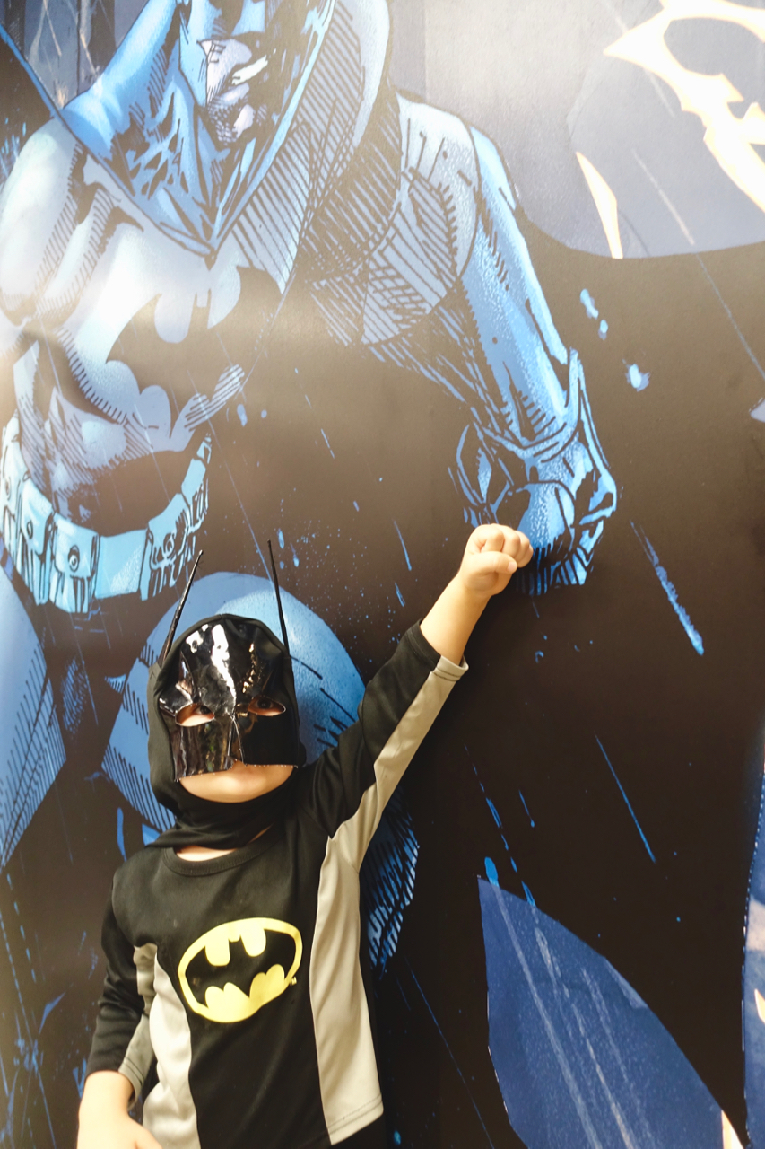 I'm The Batman -