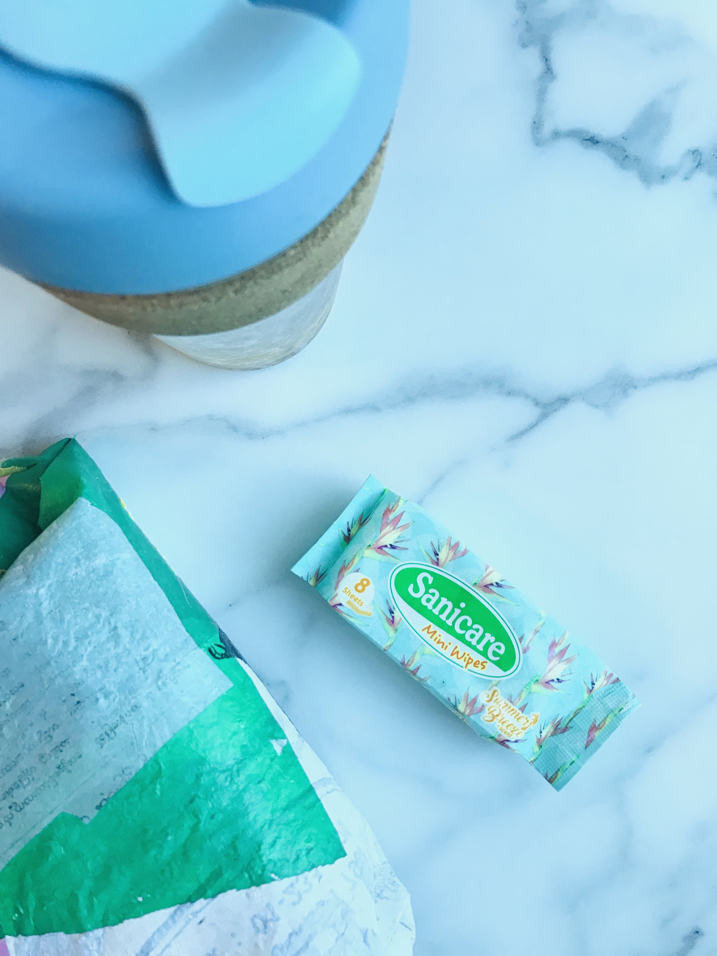 - The design print, size and usability of these sanicare wipes make my momma heart swoon. silly, i know.
