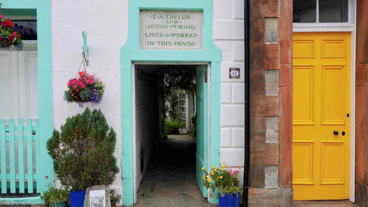 Kirkcudbright House