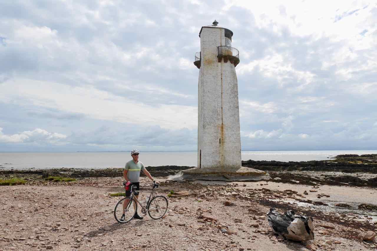 Luffness Lighthouse