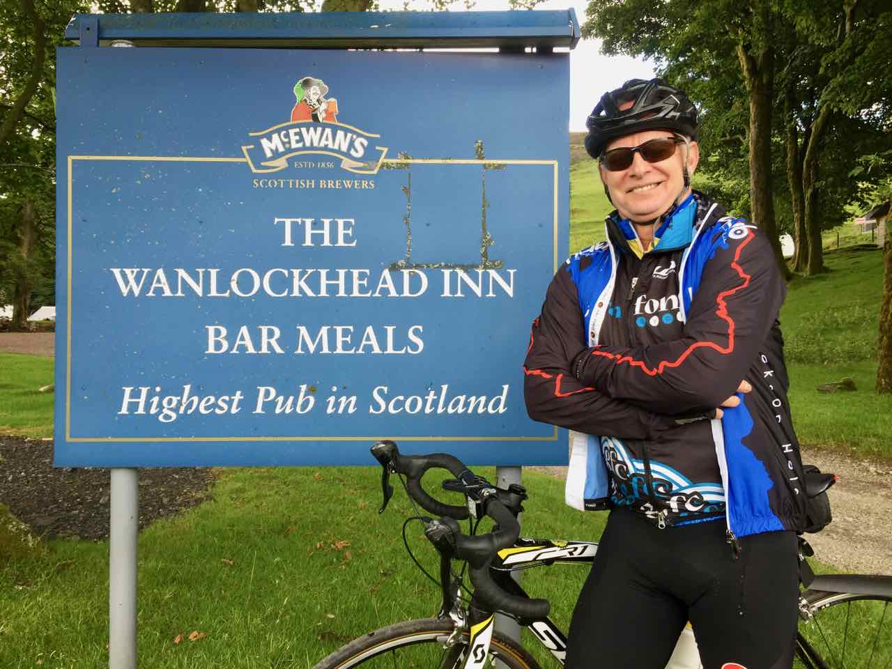 Highest Pub in Scotland