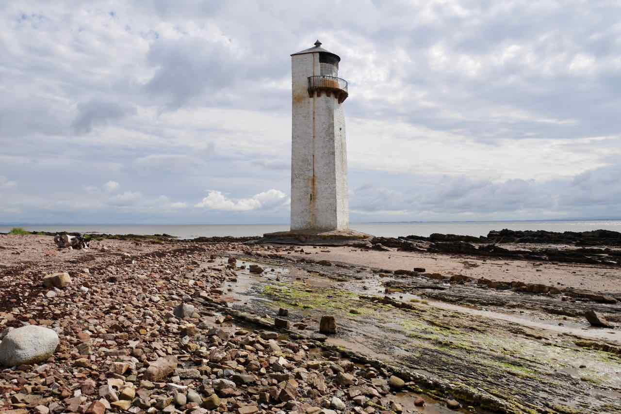 Luffness Lighthouse