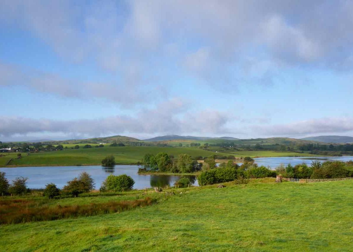 Loch Ken Reservoir