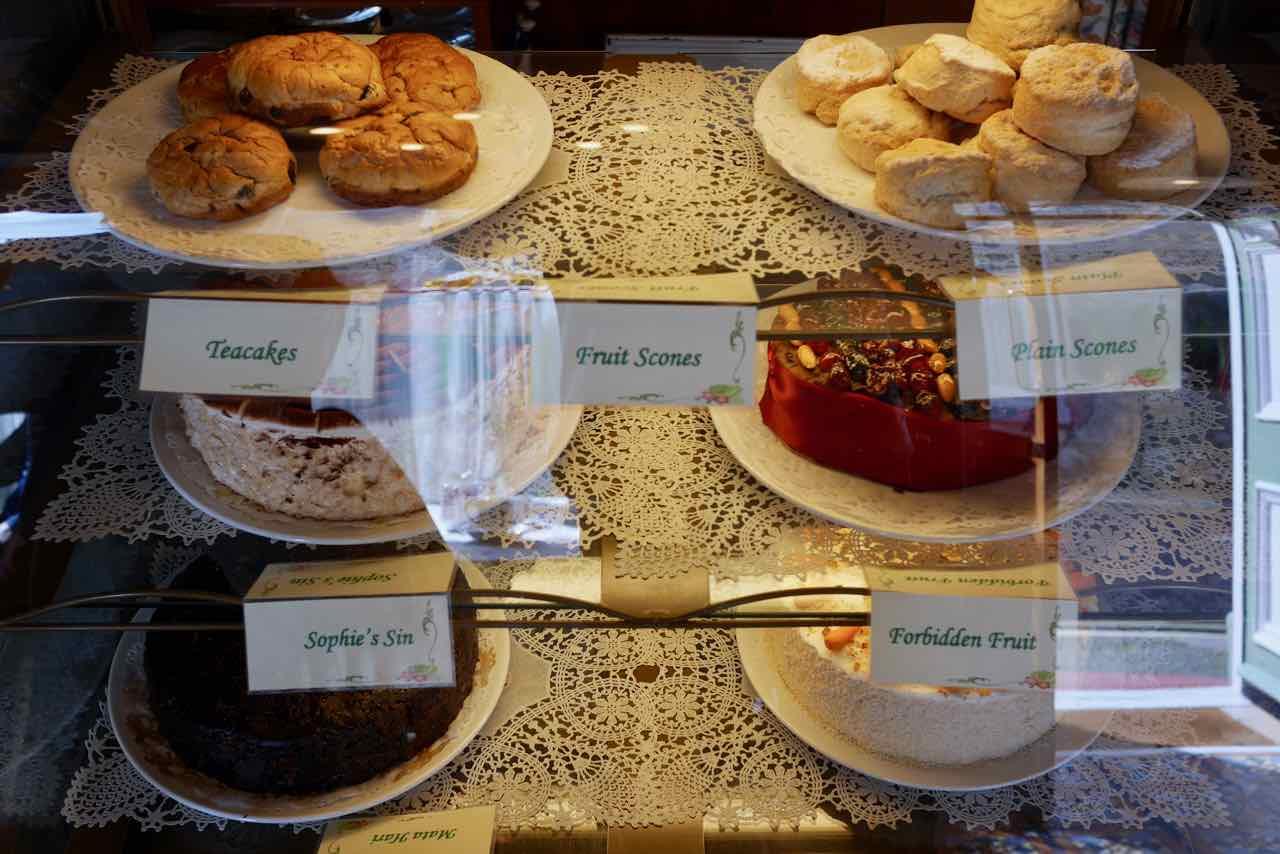 Local cakes