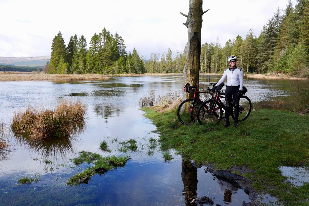 Loch Stroan - Raiders Road