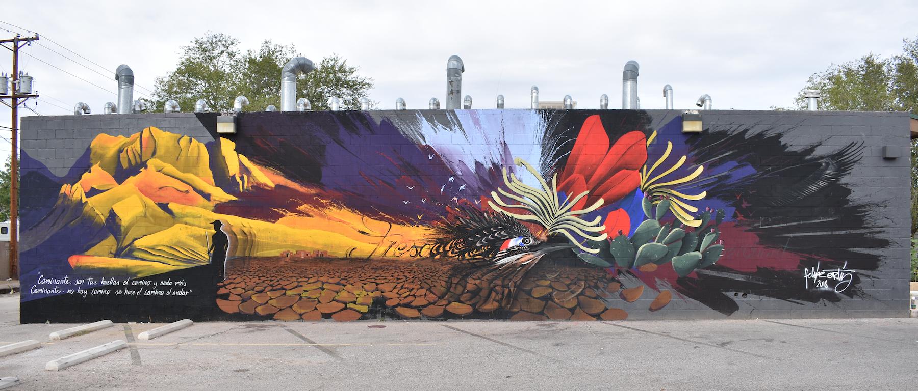 Felipe Ortiz  Flamenco Works, Albuquerque, New Mexico 2018