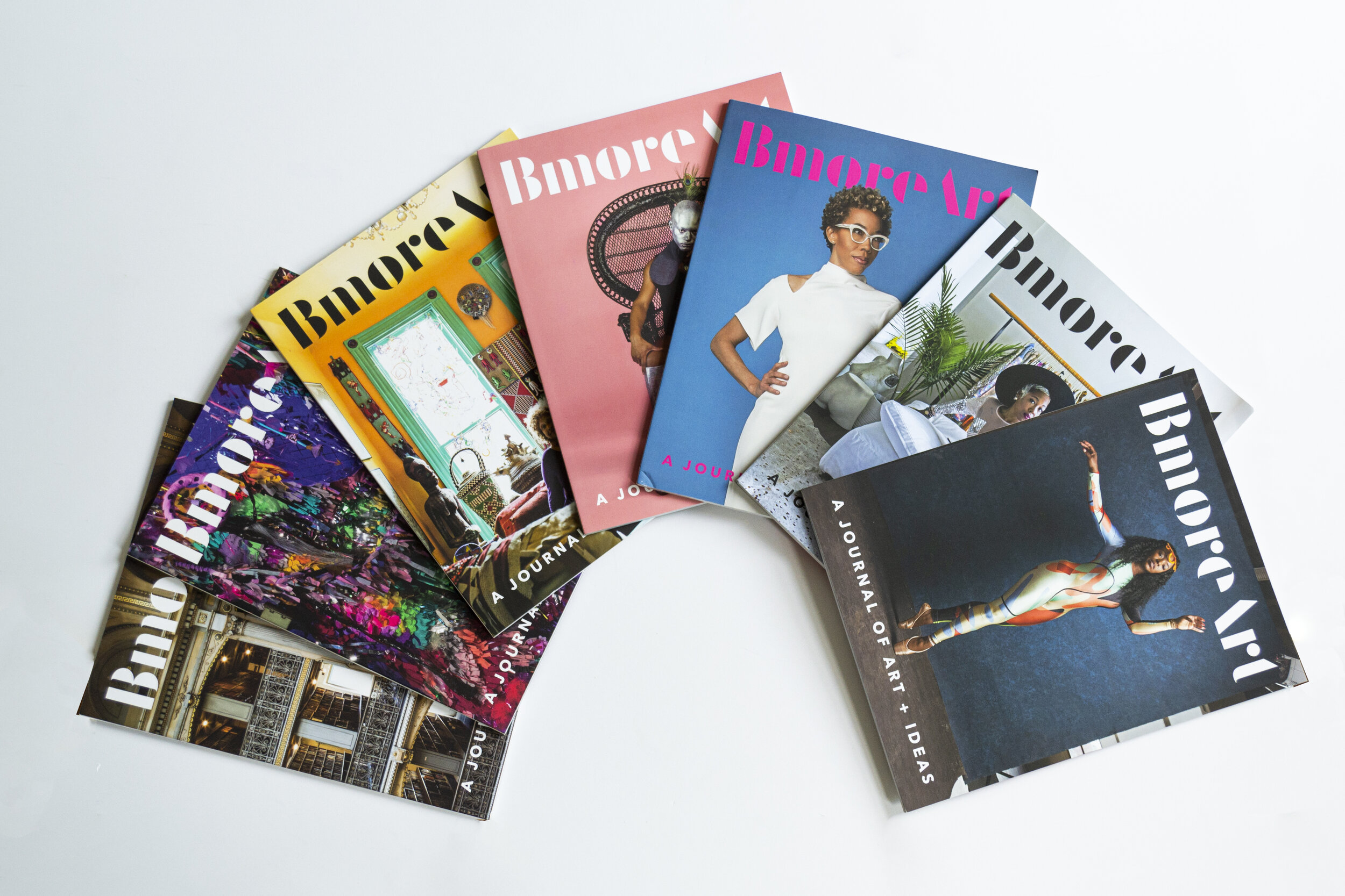 THE BMOREART JOURNAL OF ART + IDEAS, ISSUES 1-7