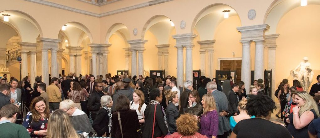 BmoreArt Magazine Release Party 3 at The Walters Art Museum