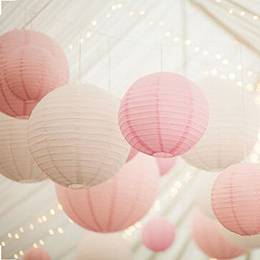 Image from:  https://www.amazon.co.uk/Wedding-Lantern-Lampshade-Birthday-Decoration/dp/B00L2EAJ9K
