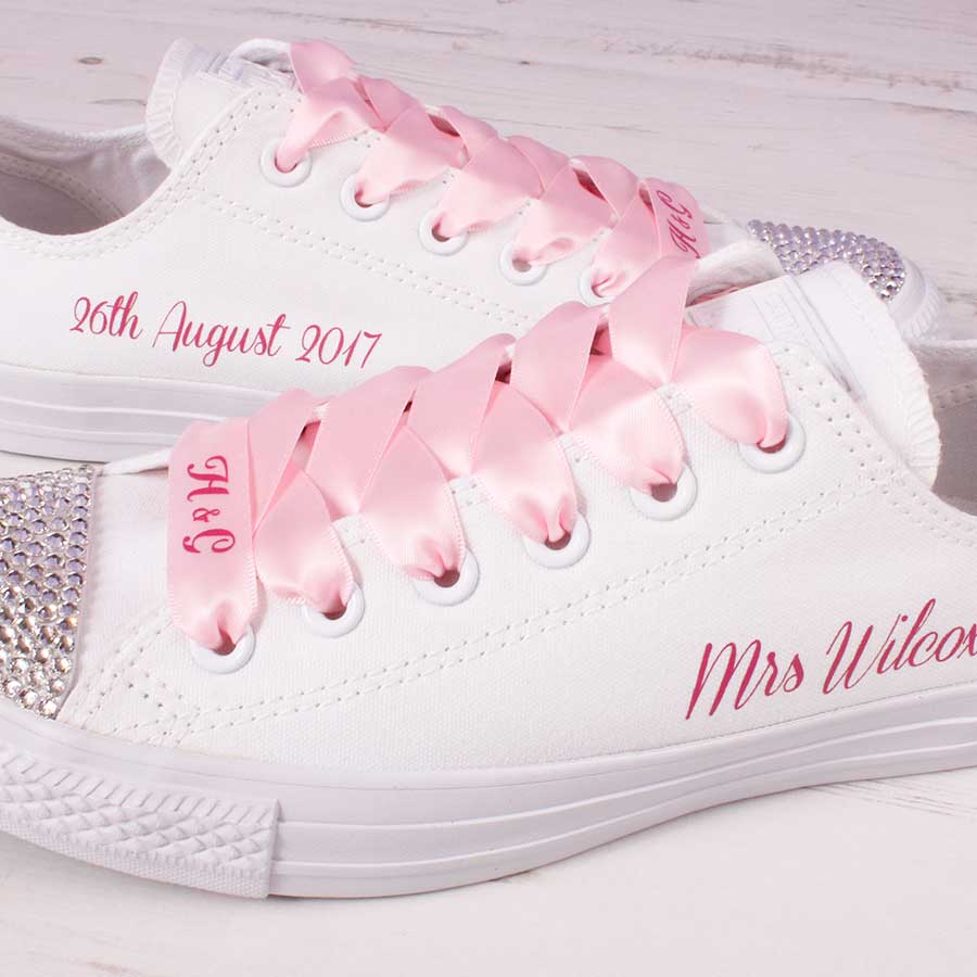 Image from:  https://wedding-converse.co.uk/product/pink-wedding-converse/