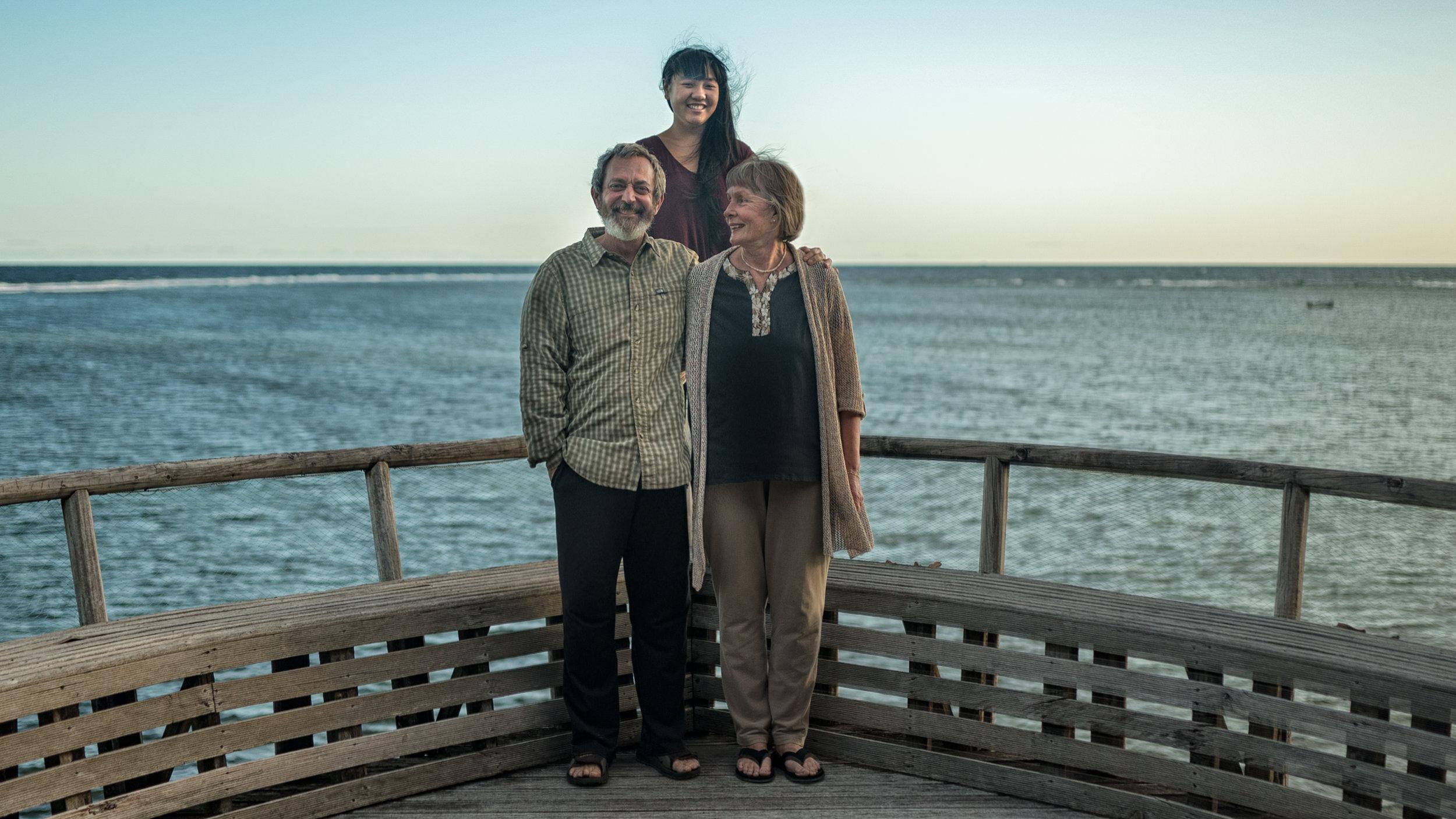 Gary Yost and Family in Fiji