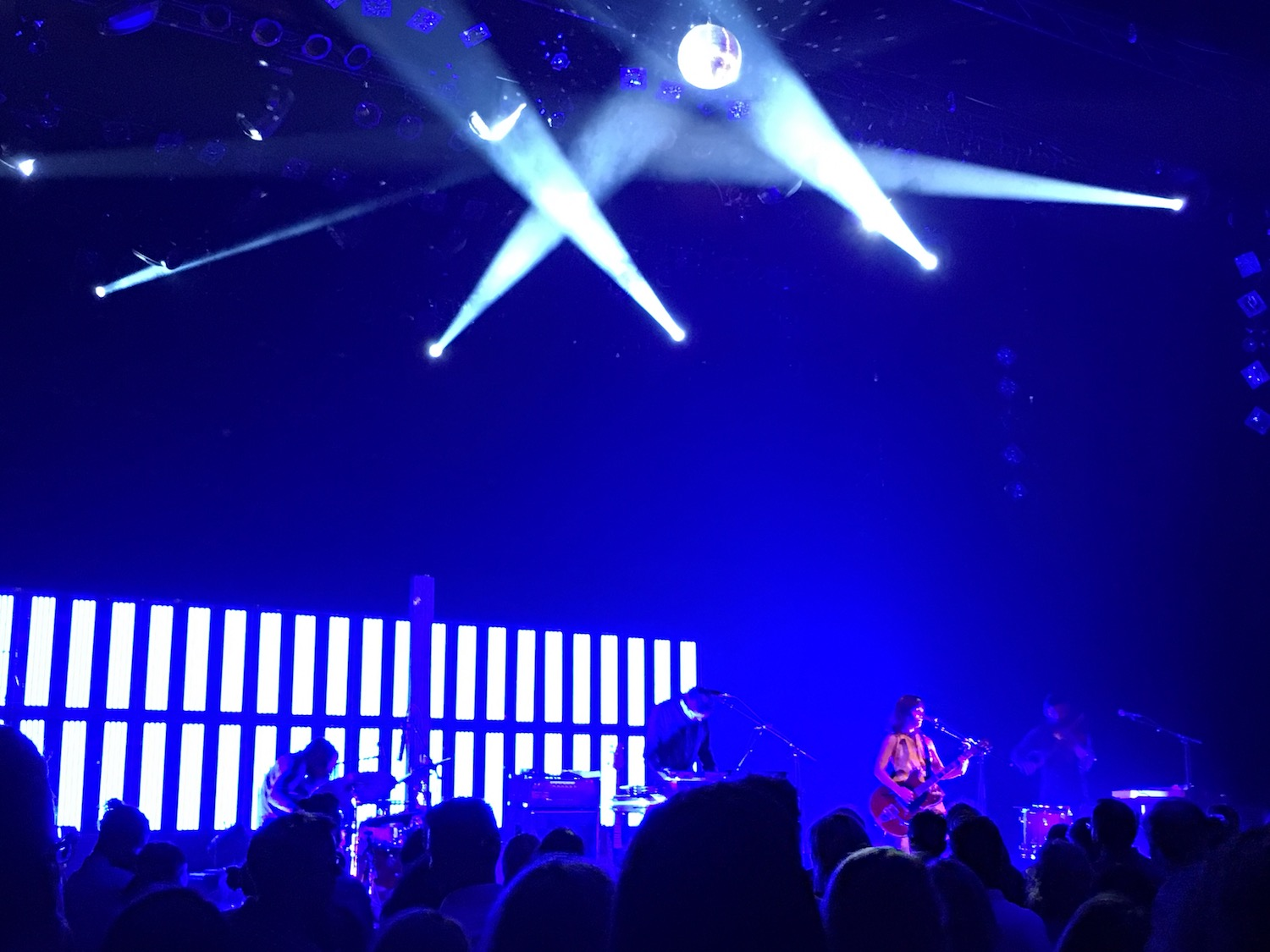 Feist and Band - Place Des Arts